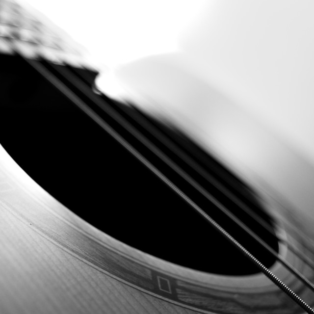 """Guitar#1"" stock image"