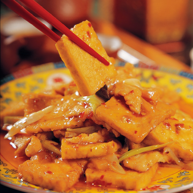 """""""Chinese food"""" stock image"""