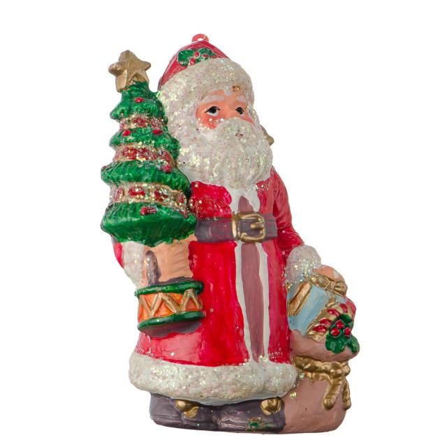 """""""Santa Claus doll"""" stock image"""