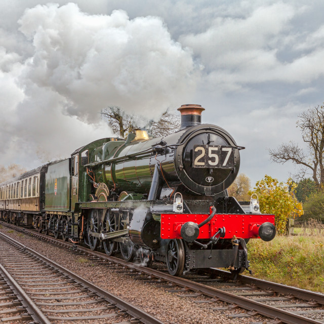 """Witherslack Hall"" stock image"