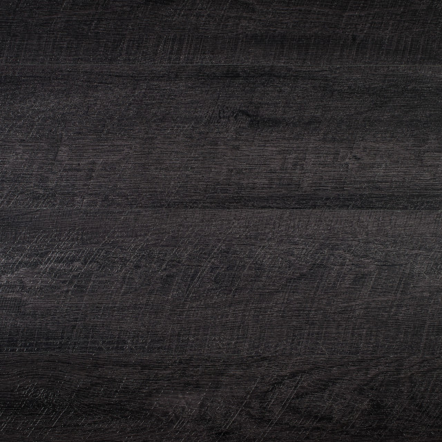 """Black wood texture"" stock image"