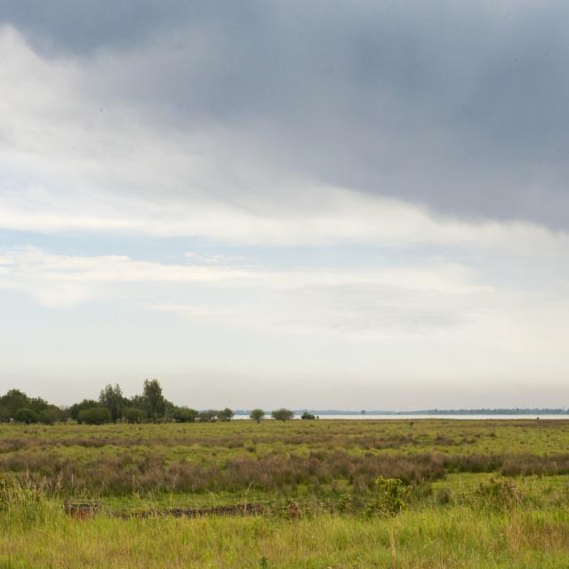 """""""Markiezaat, Noord-Brabant; Markiezaat, Netherlands"""" stock image"""