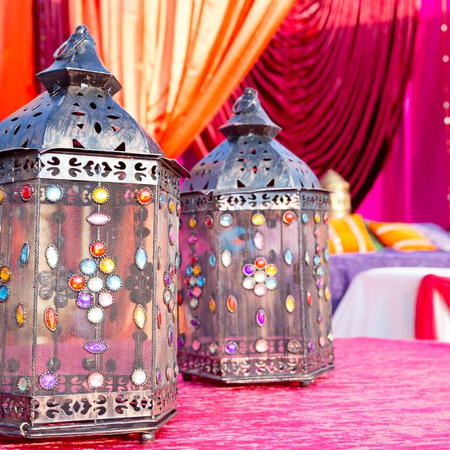"""""""Lanterns"""" stock image"""