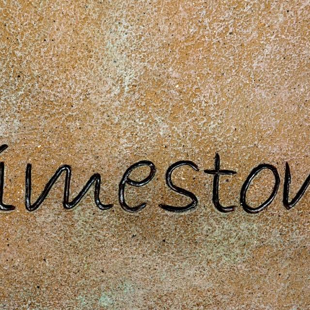 """Limestone"" stock image"