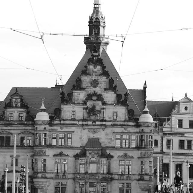 """city center"" stock image"