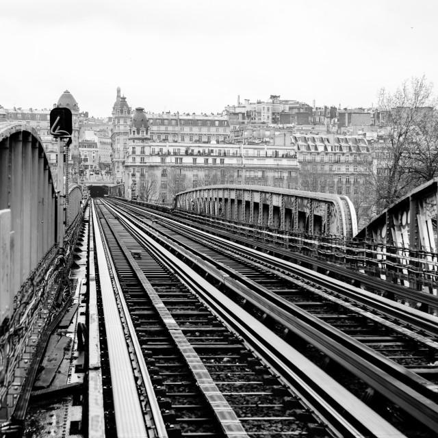 """metro ways"" stock image"