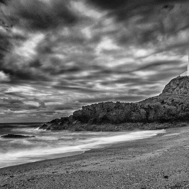 """""""A lighthouse"""" stock image"""