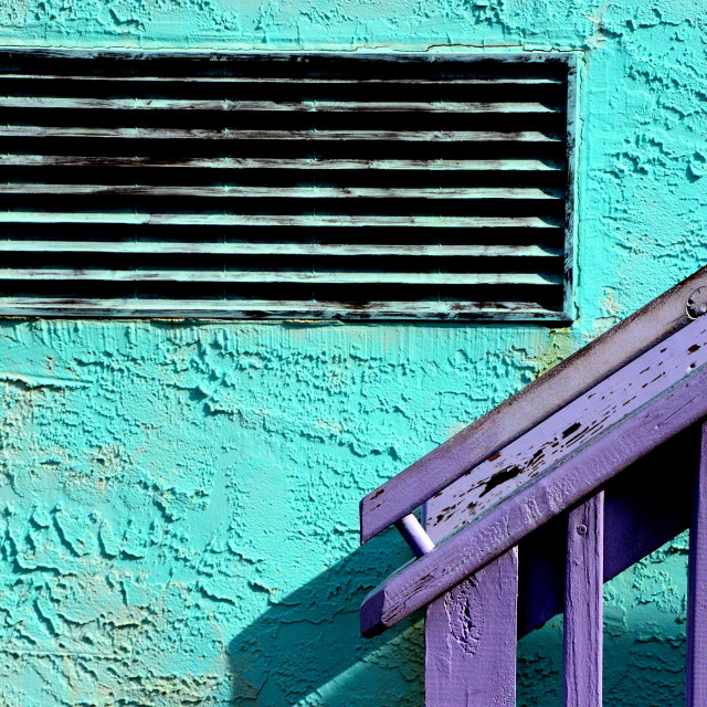 """Handrail"" stock image"