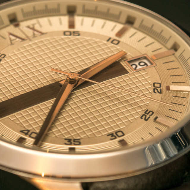 """Wristwatch"" stock image"