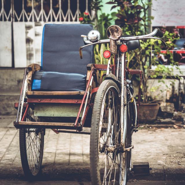 """""""The traditional Sai Kaa of Myanamar"""" stock image"""