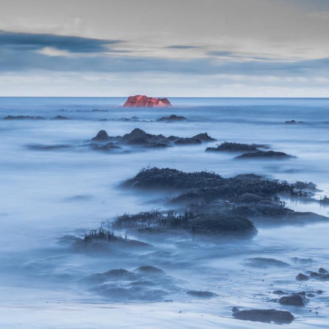 """""""North sea"""" stock image"""