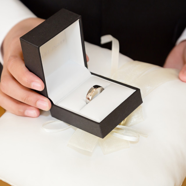 """Grooms ring"" stock image"