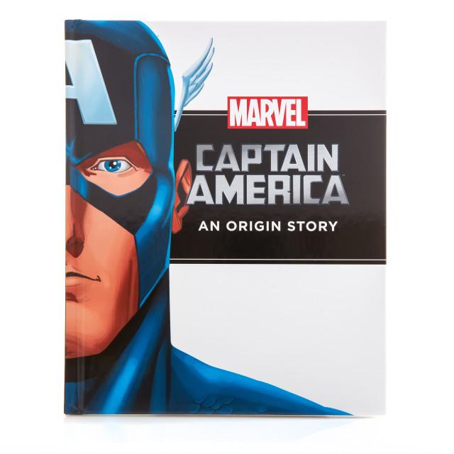 """MARVEL Book"" stock image"
