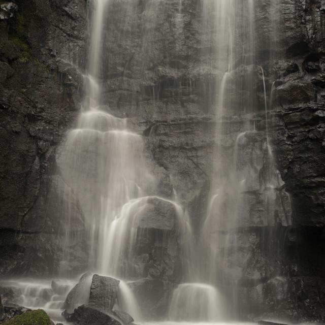 """Mystical Falls"" stock image"