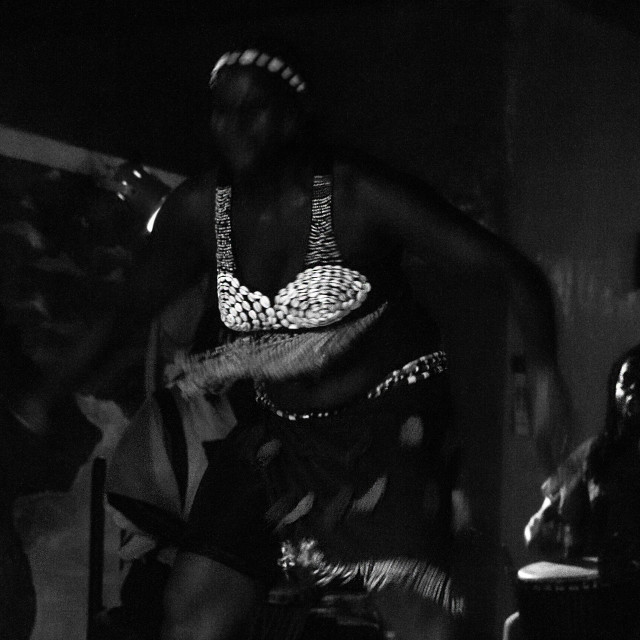 """Gambia Jolas Dance"" stock image"