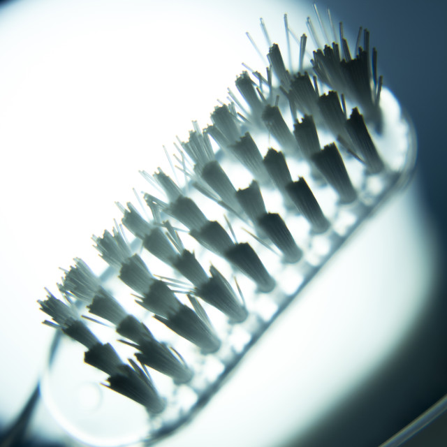 """Dental hygiene toothbrush"" stock image"