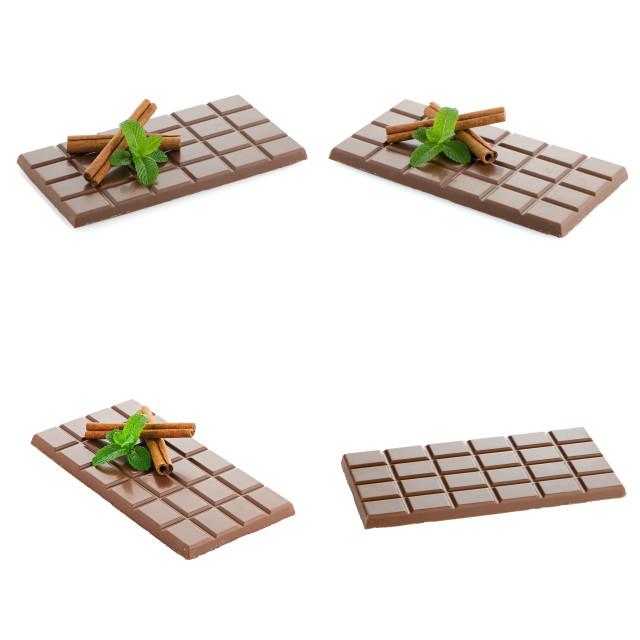 """Chocolate Bar"" stock image"