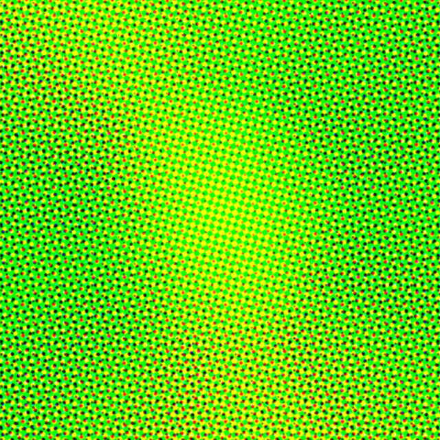 """Green abstract geometric background formed"" stock image"