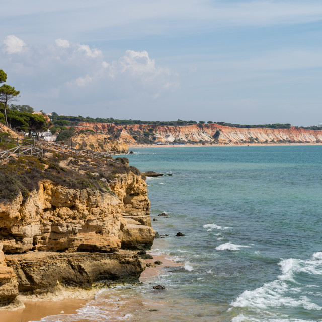 """""""Albufeira, South Portugal."""" stock image"""