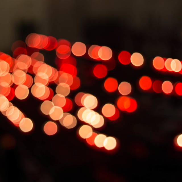 """""""Candle Blur"""" stock image"""