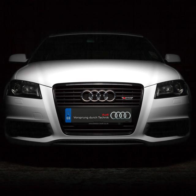 """Audi"" stock image"