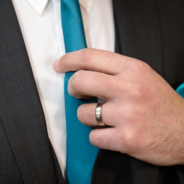 """Groom tie"" stock image"