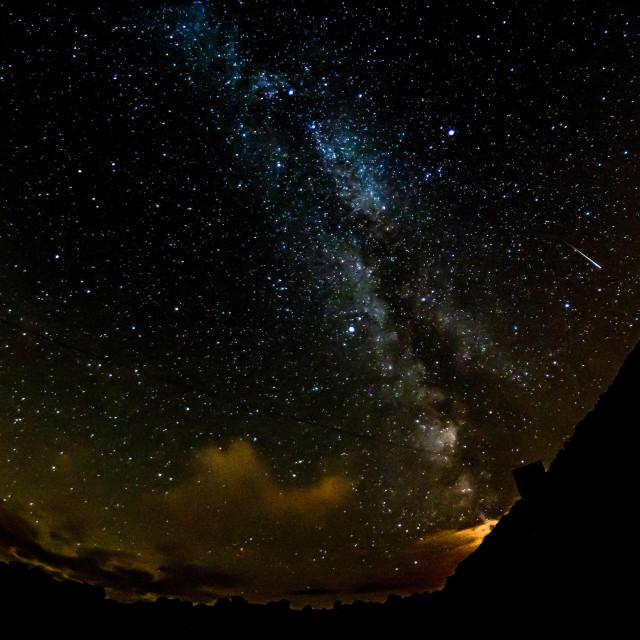 """""""Milky Star"""" stock image"""