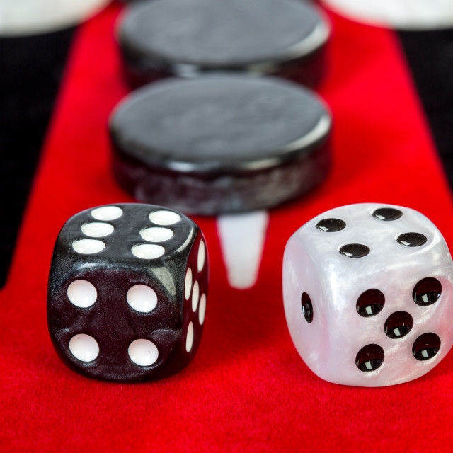 """backgammon"" stock image"