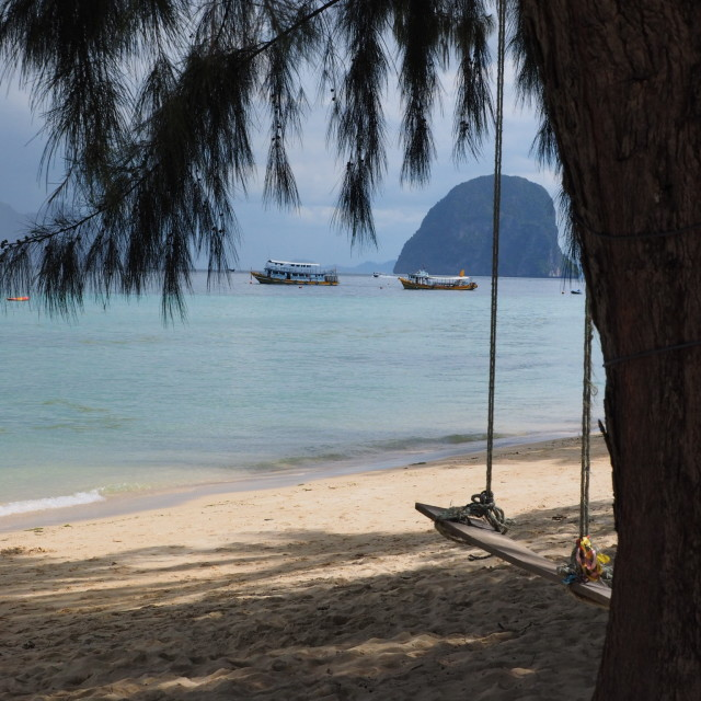 """Thai Island"" stock image"