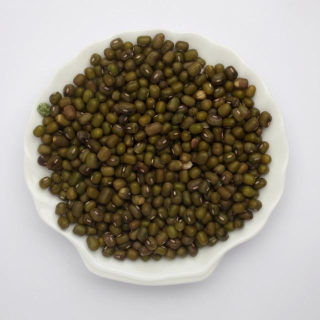 """Mung Beans"" stock image"