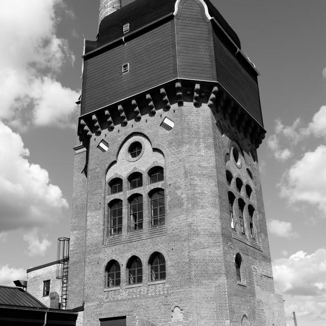 """Wasserturm"" stock image"