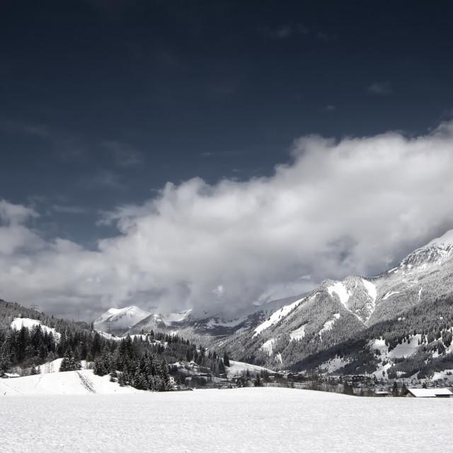 """Fresh Air Austria"" stock image"