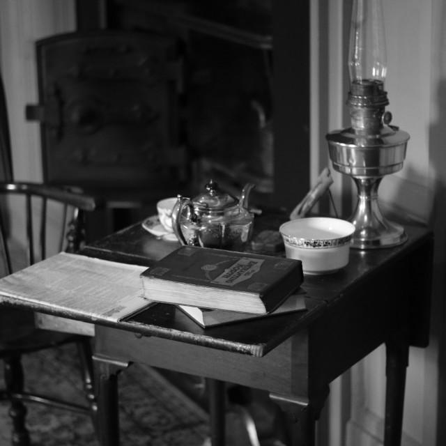 """Writing desk"" stock image"