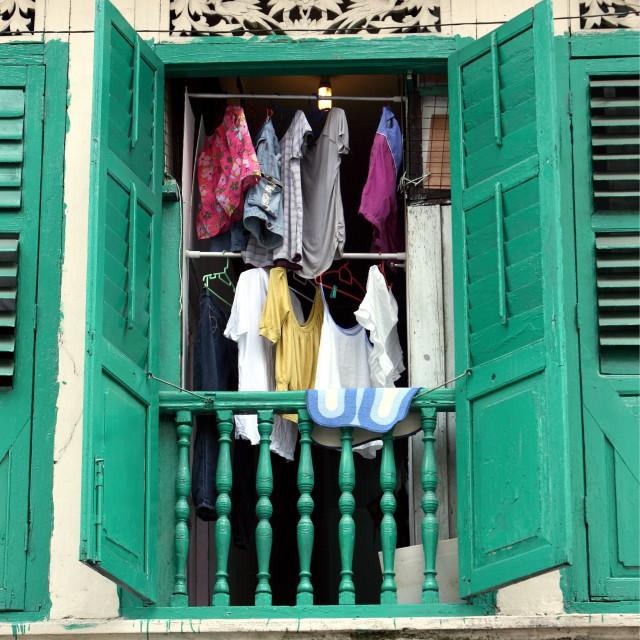 """ASIA SINGAPORE LITTLE INDIA"" stock image"