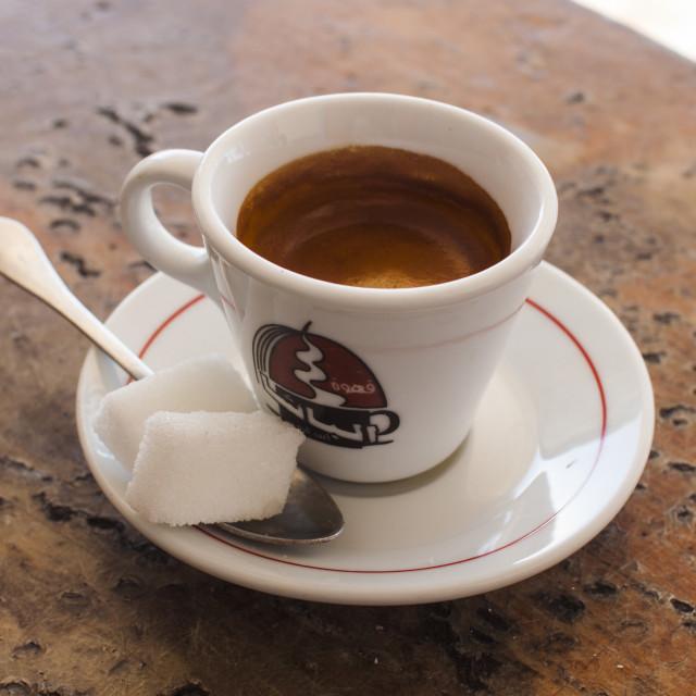"""arabic coffee"" stock image"