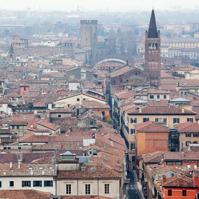 """""""Verona, Italy"""" stock image"""