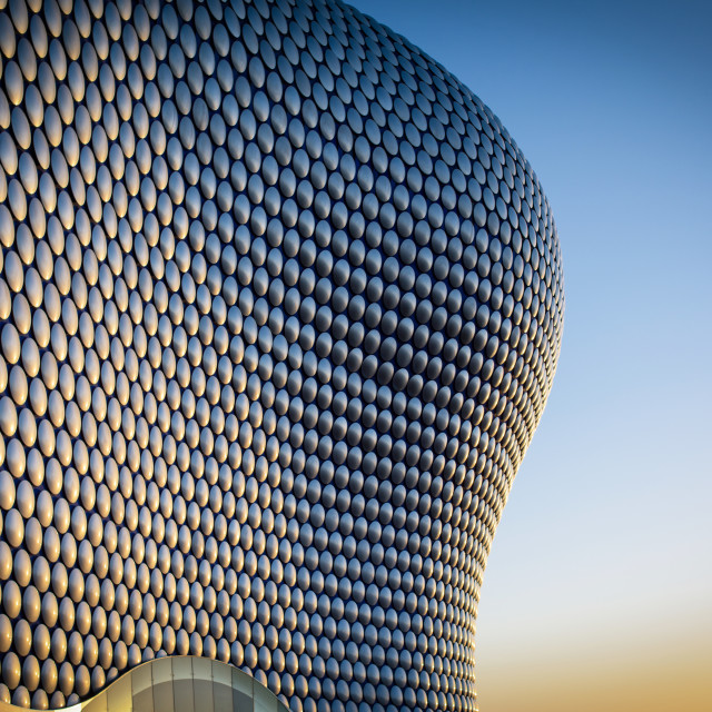 """Selfridges Birmingham City Centre,UK."" stock image"