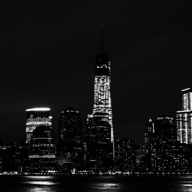 """World Trade Center"" stock image"