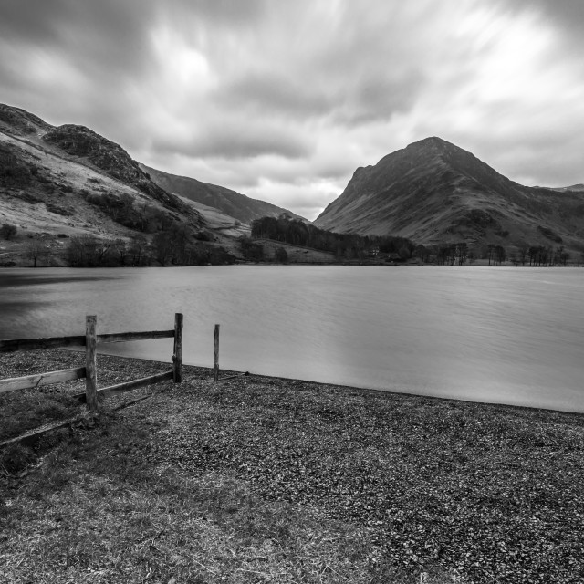 """Buttermere - The Lake District - UK"" stock image"
