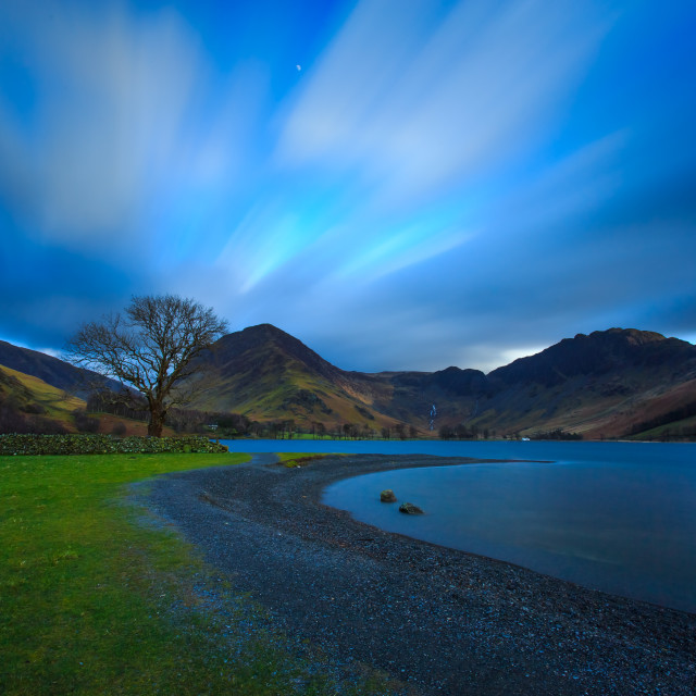 """""""Buttermere - The Lake District - UK"""" stock image"""