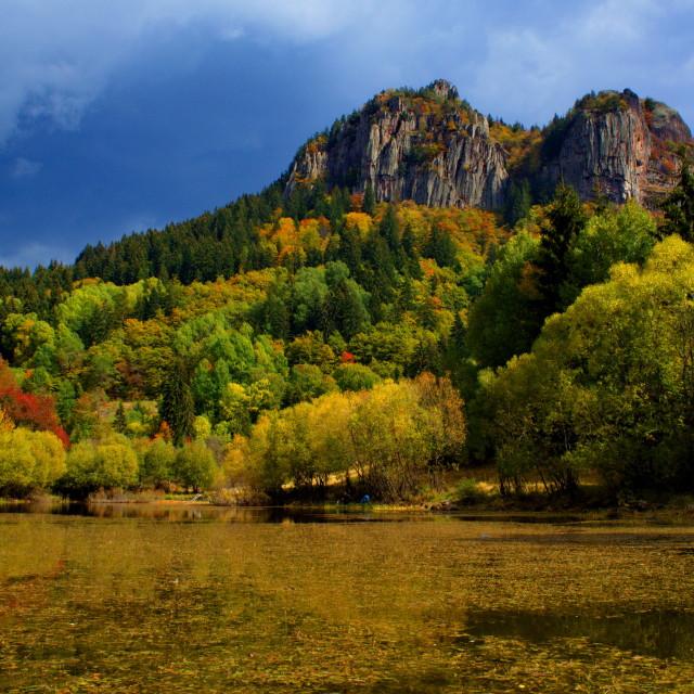 """""""Fall in Bulgaria"""" stock image"""