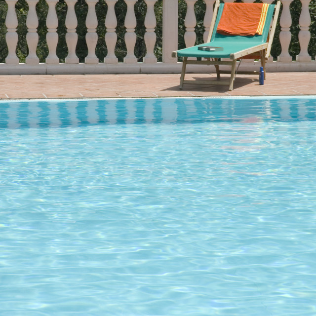 """swimmingpool"" stock image"