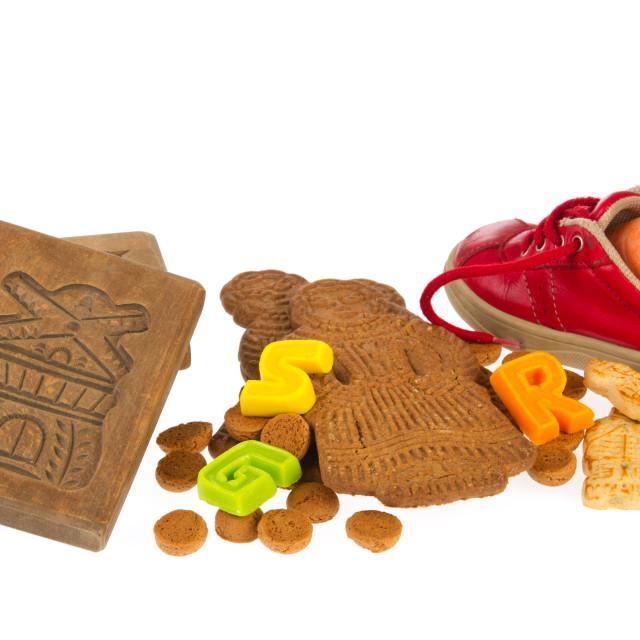 """Sinterklaas candy"" stock image"