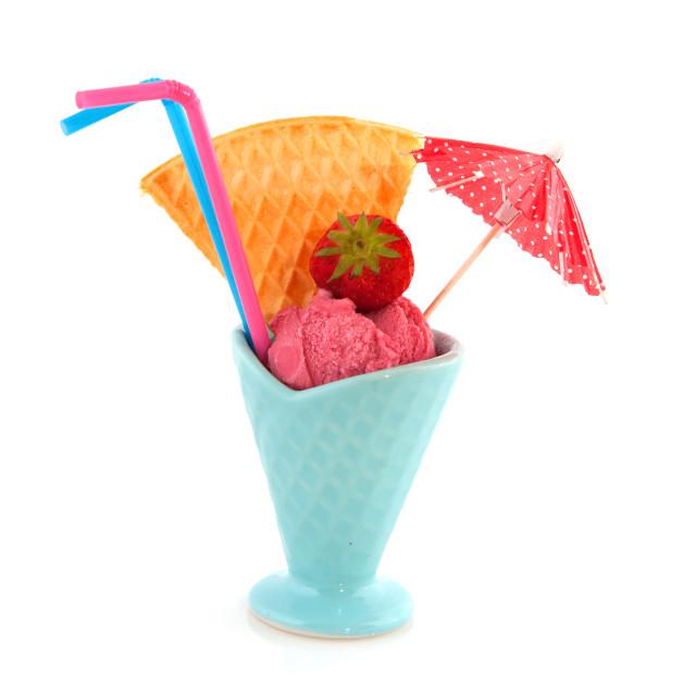 """""""icecream"""" stock image"""
