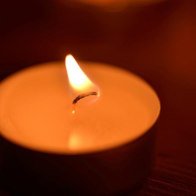"""candlelight"" stock image"