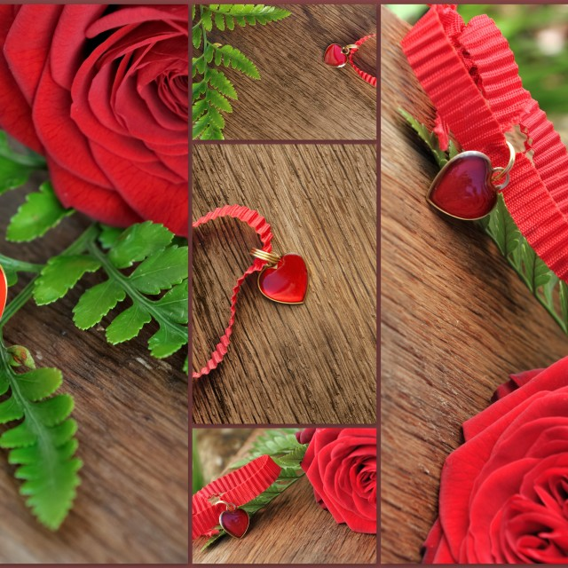 """""""collage for valentine day"""" stock image"""