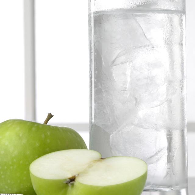 """Water fruit tape 02"" stock image"