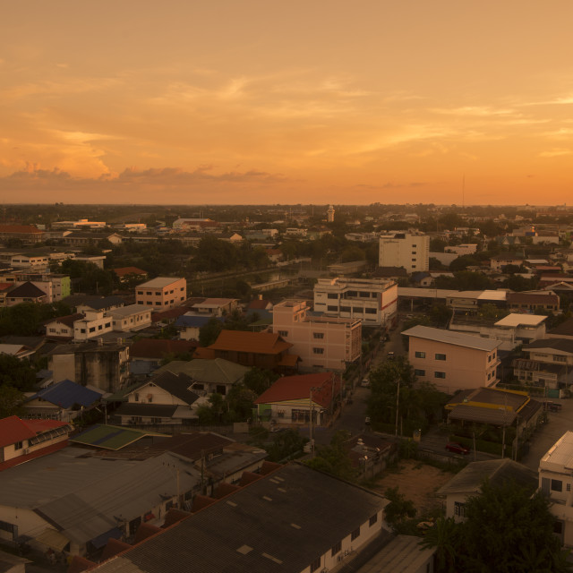 """THAILAND ISAN SURIN CITY"" stock image"
