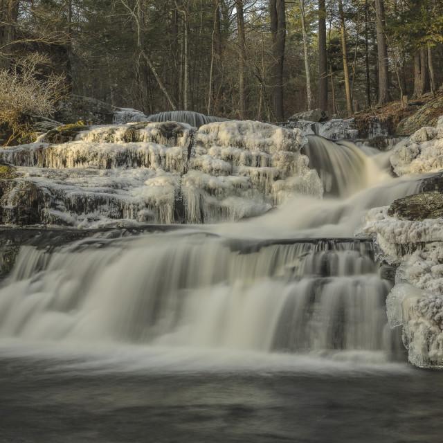 """Fulmer Falls"" stock image"