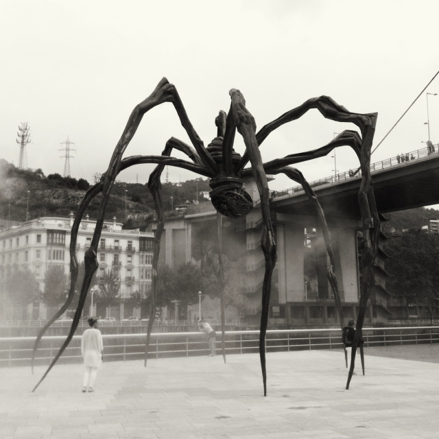 """Maman by Louise Bourgeois"" stock image"